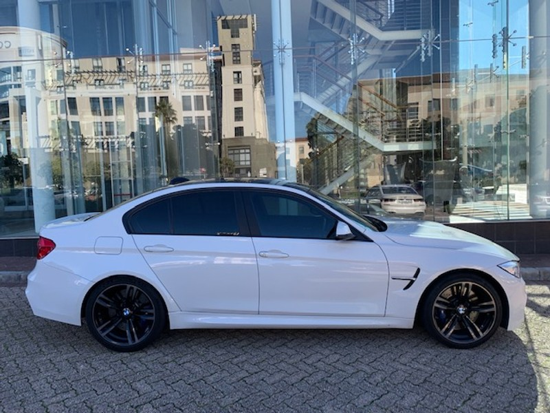 2017 BMW M3 M-DCT Western Cape Cape Town_0