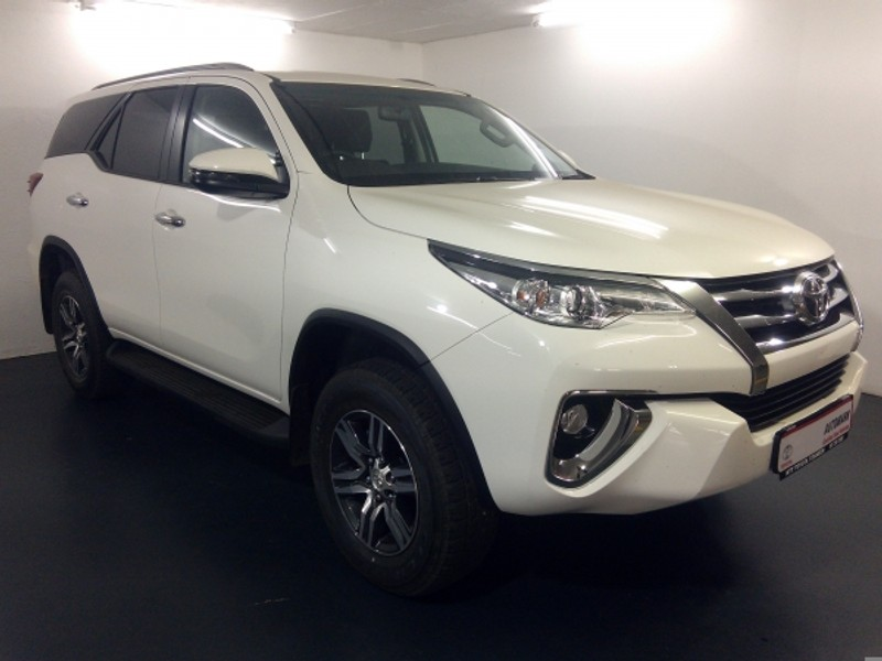 2019 Toyota Fortuner 2.4GD-6 4X4 Auto Limpopo Tzaneen_0