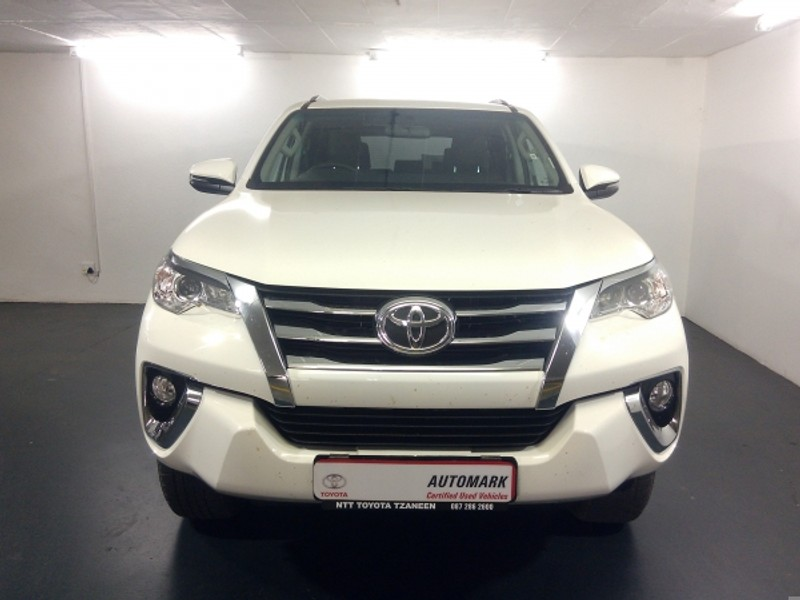Used Toyota Fortuner 2 4GD-6 4X4 Auto for sale in Limpopo