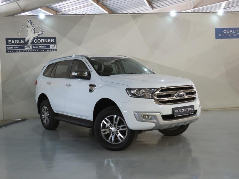 2018 Ford Everest 3.2 XLT 4X4 Auto Gauteng Sandton_0