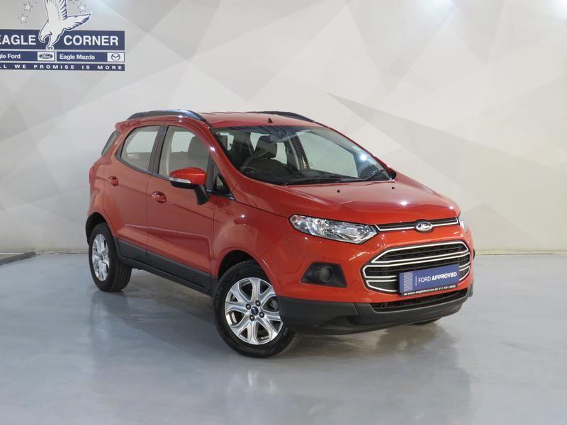 2015 Ford EcoSport 1.5TDCi Trend Gauteng Sandton_0
