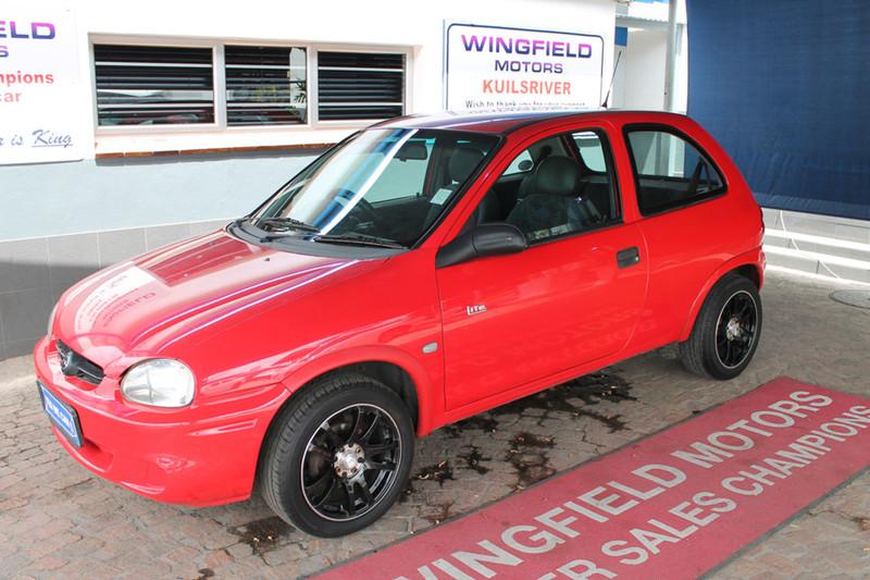 2007 Opel Corsa Lite 1.4i  Western Cape Kuils River_0