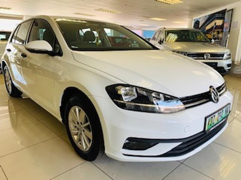 2019 Volkswagen Golf VII 1.0 TSI Trendline North West Province Brits_0