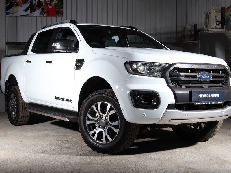2020 Ford Ranger 2.0TDCi Wildtrak Auto Double Cab Bakkie North West Province Klerksdorp_0