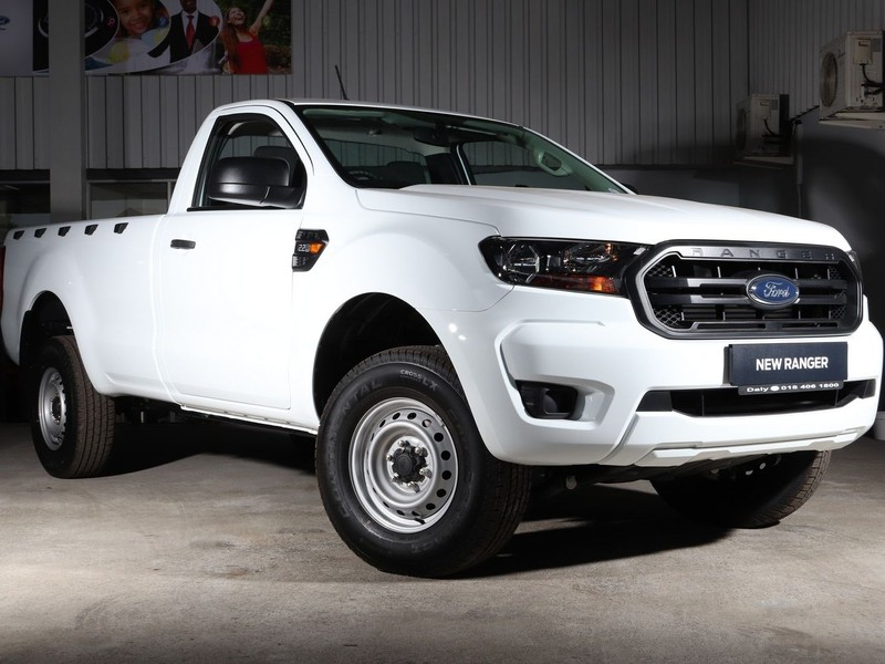 2020 Ford Ranger 2.2TDCi XL Single Cab Bakkie North West Province Klerksdorp_0