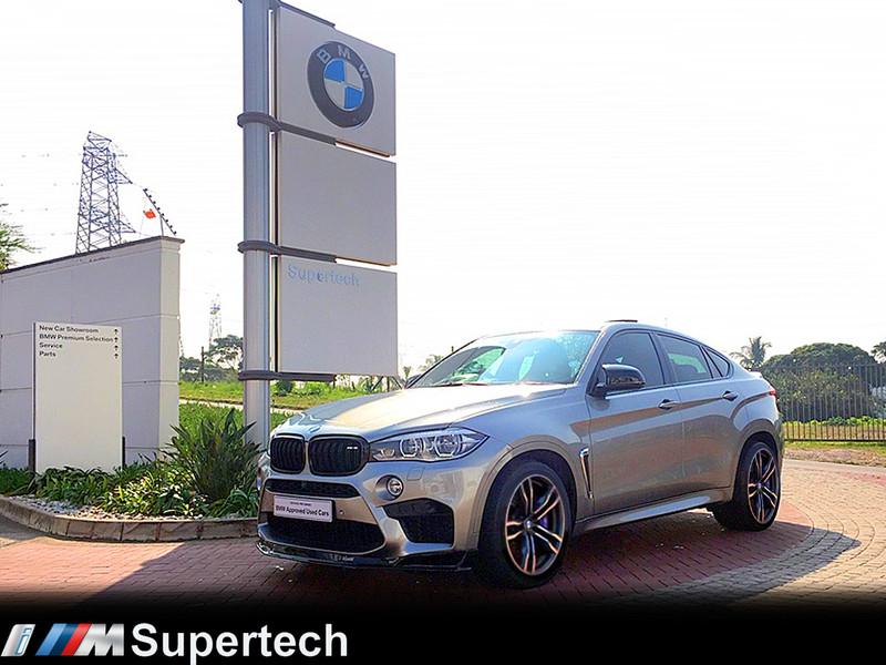 2016 BMW X6 M  Kwazulu Natal Durban_0