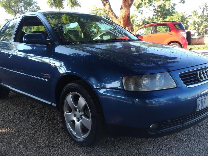 2003 Audi A3 1.8 T  Gauteng Pretoria_0