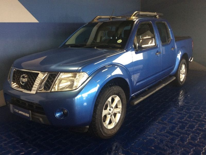 2013 Nissan Navara 2.5 Dci Le At Pu Dc  Gauteng Alberton_0
