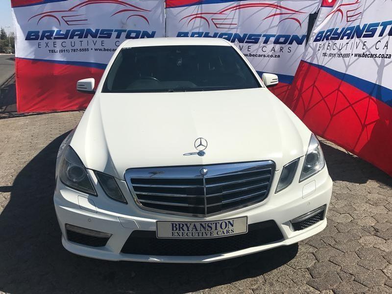 Used Mercedes Benz E Class E 63 Amg For Sale In Gauteng Cars Co Za
