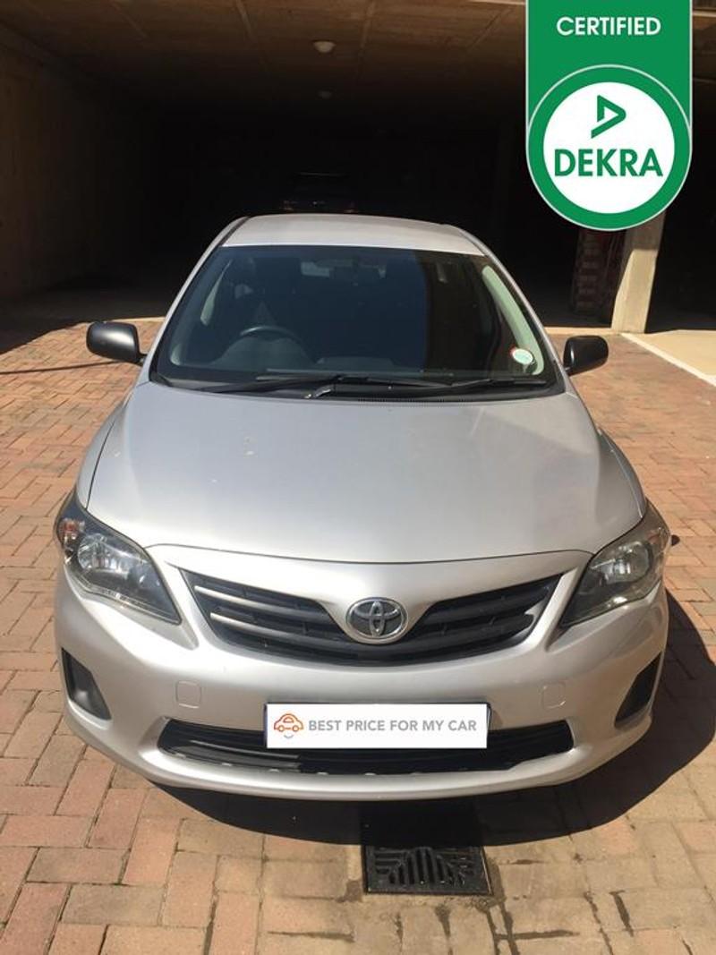 2015 Toyota Corolla Quest 1.6 Western Cape Goodwood_0