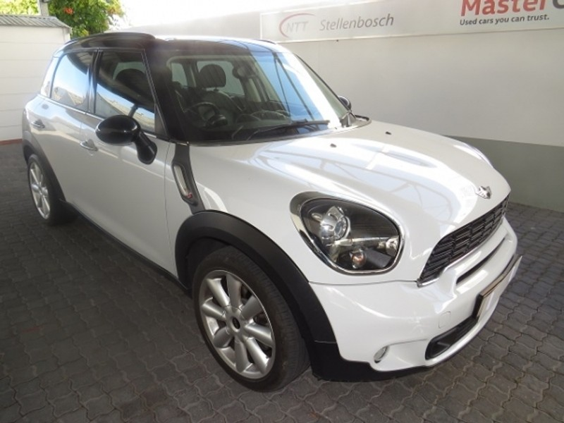 2012 MINI Cooper S S Countryman At  Western Cape Stellenbosch_0