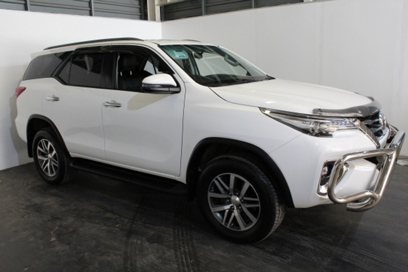 2018 Toyota Fortuner 2.8GD-6 4X4 Auto Eastern Cape East London_0
