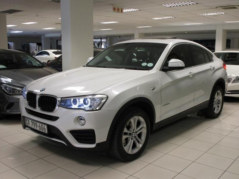 2015 BMW X4 xDRIVE20d Western Cape Cape Town_0
