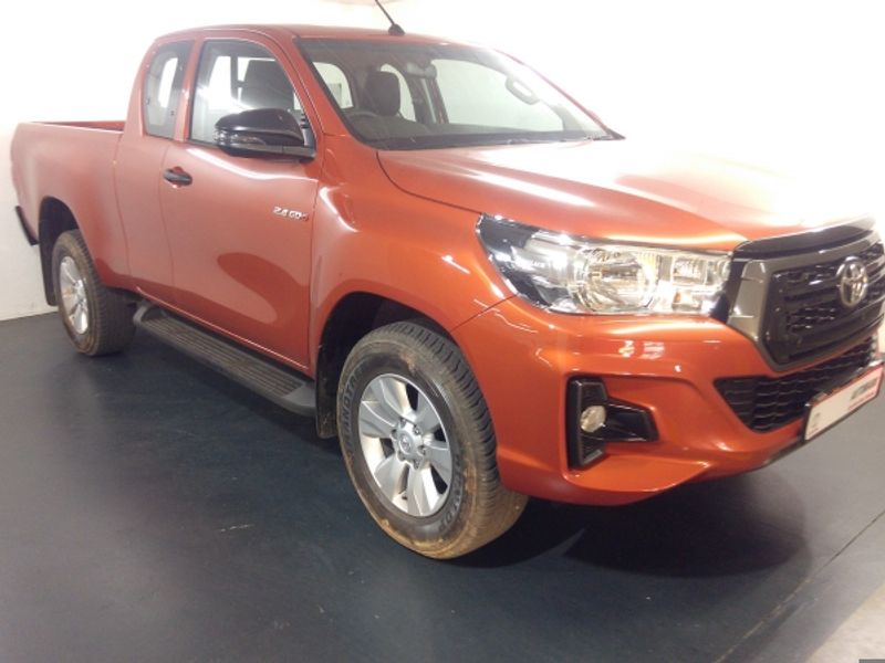 2019 Toyota Hilux 2.4 GD-6 RB SRX PU ECAB Limpopo Tzaneen_0