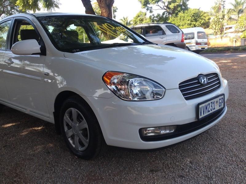 2007 Hyundai Accent 1.6 Gls  Gauteng Pretoria_0
