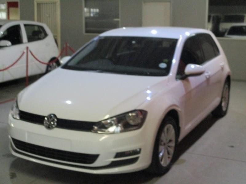 2016 Volkswagen Golf VII 1.4 TSI Comfortline DSG Gauteng Johannesburg_0