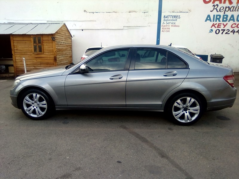 Used Mercedes-Benz C-Class C 180k Sport At for sale in
