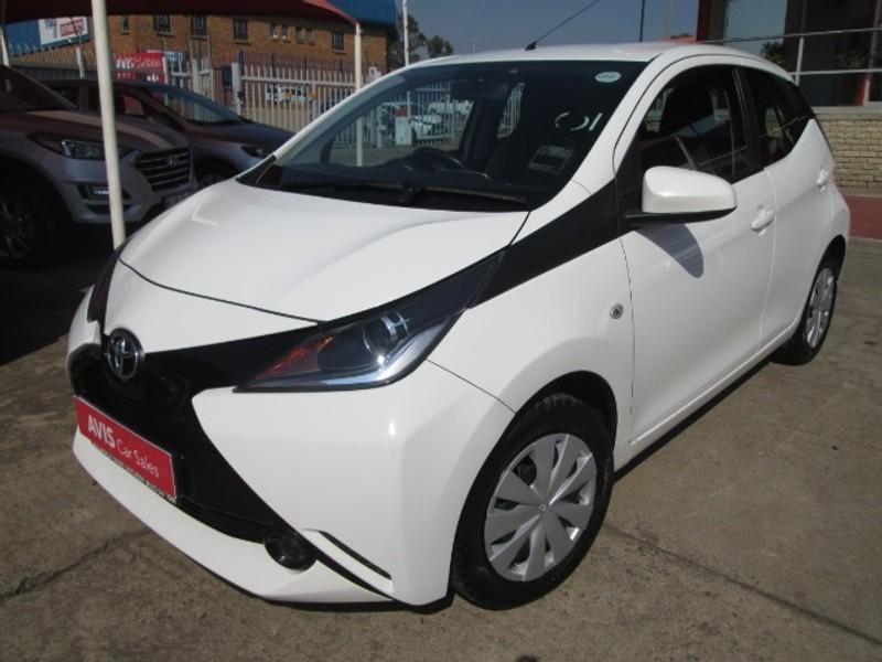 2018 Toyota Aygo 1.0 5-Door Gauteng Kempton Park_0