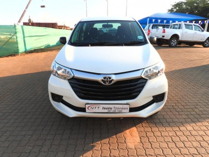 2018 Toyota Avanza 1.3 S Limpopo Tzaneen_0