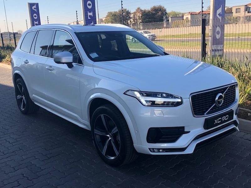 2019 Volvo XC90 D5 R-Design AWD Gauteng Johannesburg_0