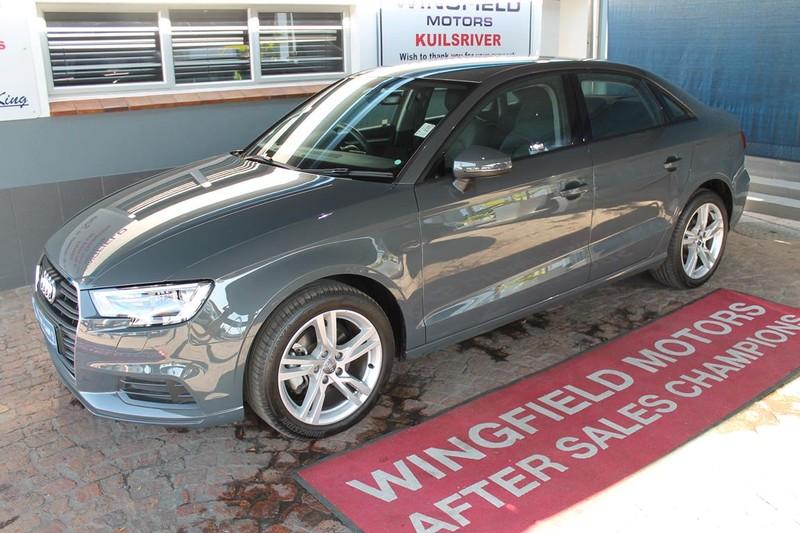 2018 Audi A3 1.0T FSI S-Tronic Western Cape Kuils River_0
