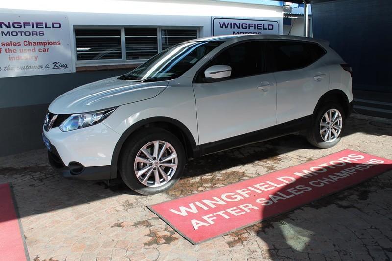 2017 Nissan Qashqai 1.5 dCi Acenta Western Cape Kuils River_0