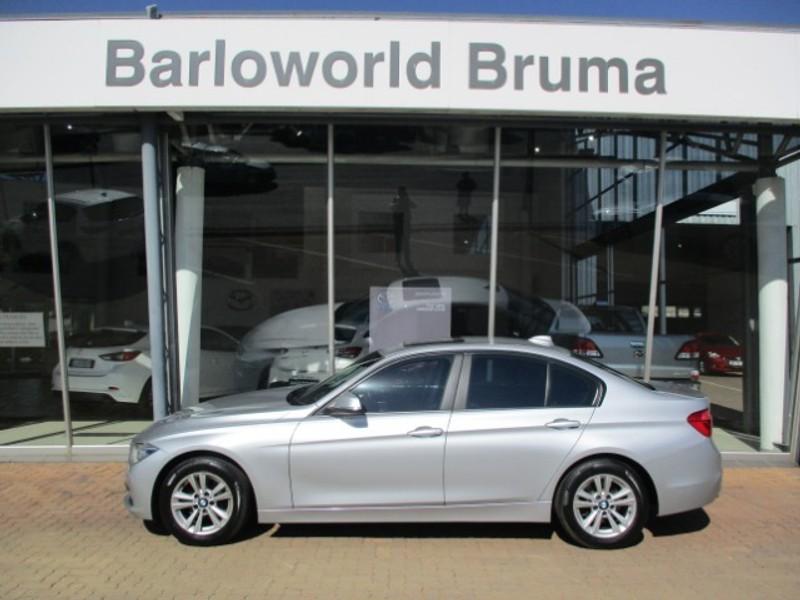 2015 BMW 3 Series 318i Auto Gauteng Johannesburg_0