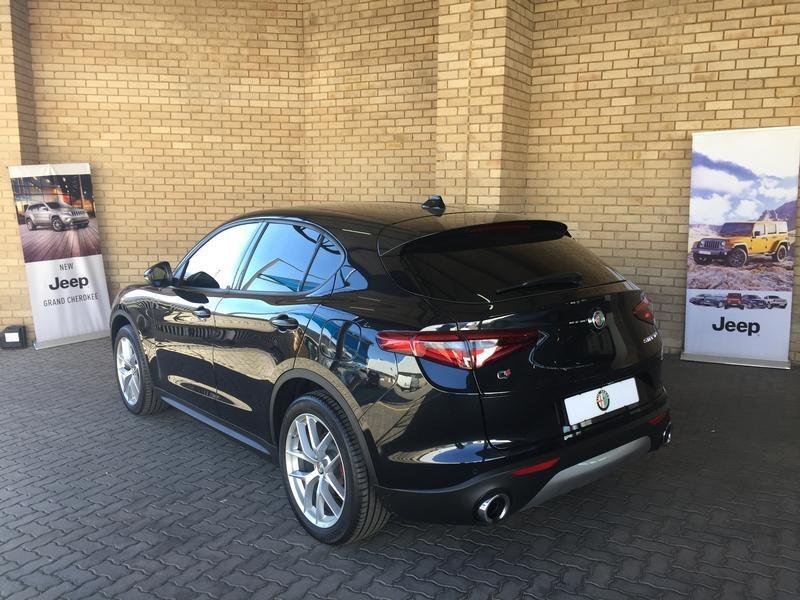2019 Alfa Romeo Stelvio 2.0T Super Gauteng Johannesburg_0