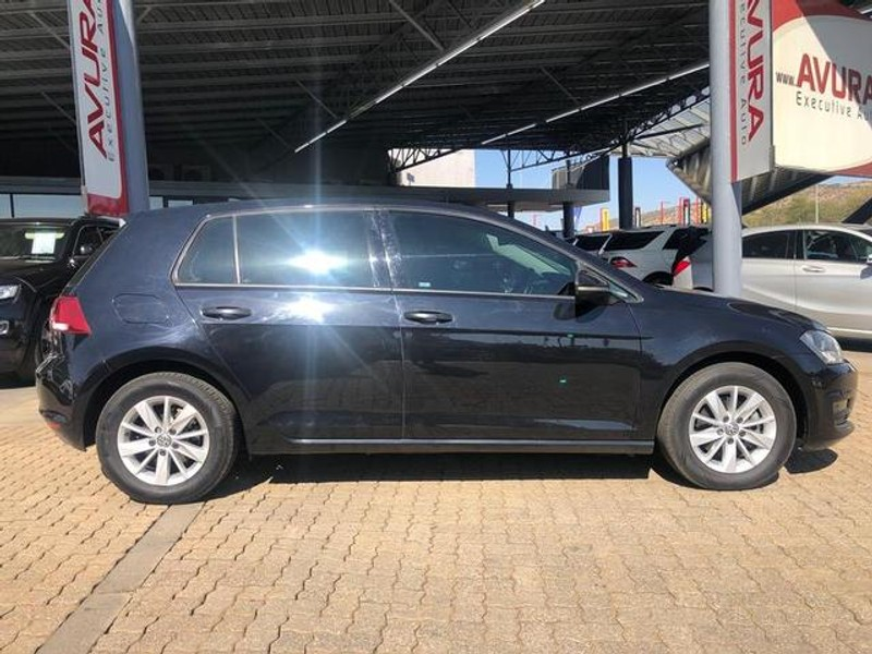 2014 Volkswagen Golf Vii 1.2 Tsi Trendline  North West Province Rustenburg_0