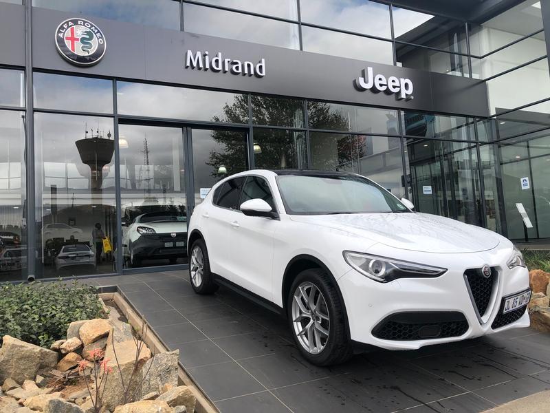 2019 Alfa Romeo Stelvio 2.0T First Edition Gauteng Midrand_0