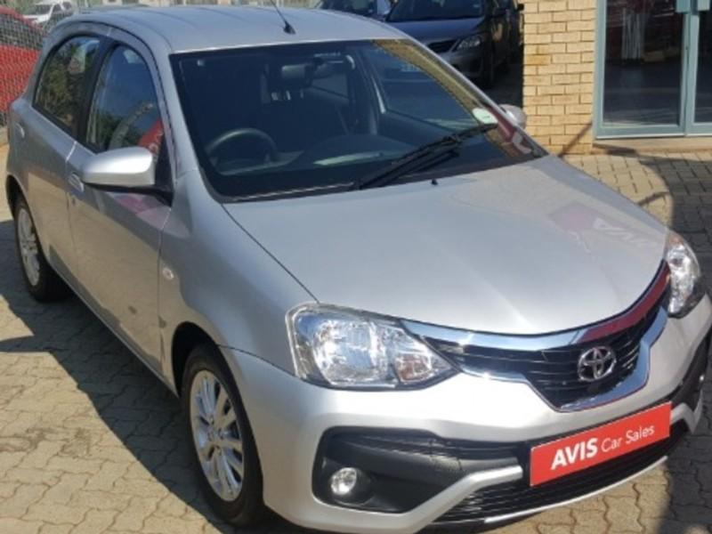 2018 Toyota Etios 1.5 Xs 5dr  Gauteng Roodepoort_0