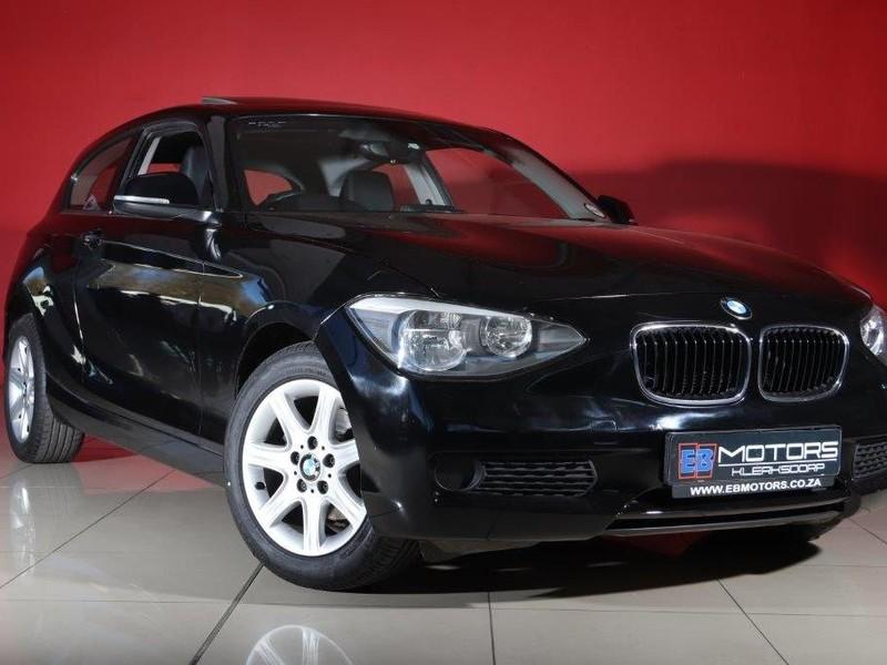2014 BMW 1 Series 116i 3dr f21  North West Province Klerksdorp_0