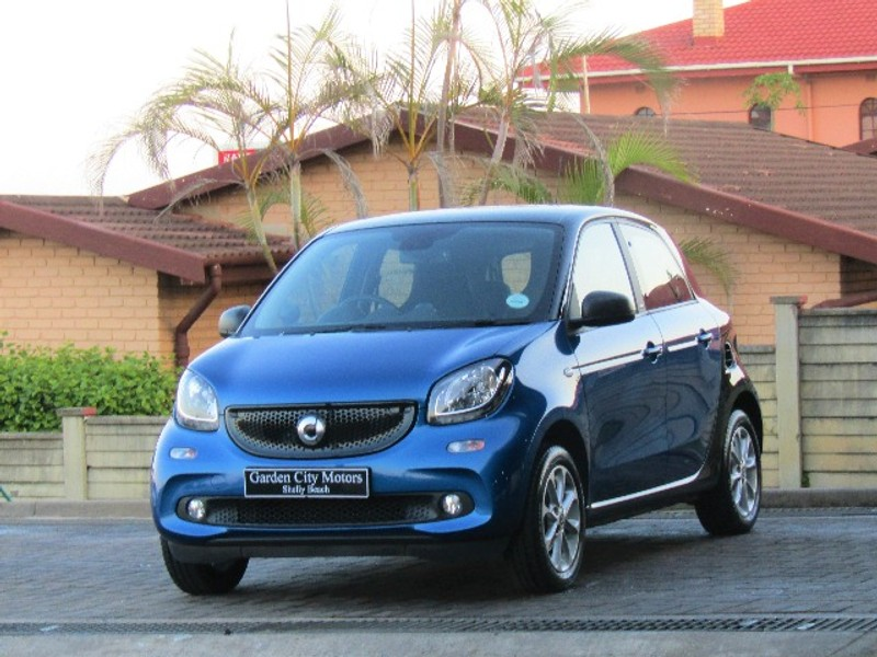 2018 Smart Forfour Passion Auto Kwazulu Natal Margate_0