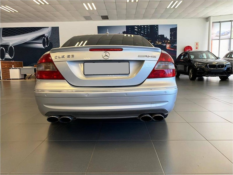 Used Mercedes Benz Clk Class Clk 63 Amg Coupe For Sale In Eastern