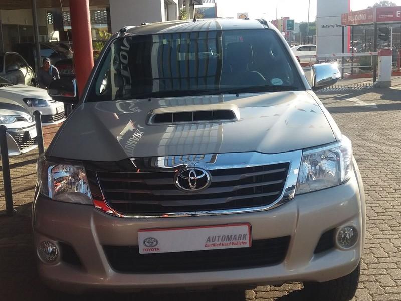 2013 Toyota Hilux 3.0d-4d Raider Xtra Cab 4x4 Pu Sc  Gauteng Centurion_0