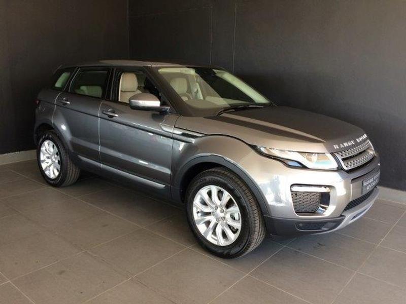 2019 Land Rover Evoque 2.0 SD4 SE Gauteng Johannesburg_0