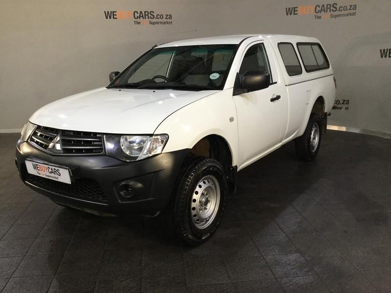 2013 Mitsubishi Triton 2.4 Mpi Glx Pu Sc  Western Cape Cape Town_0