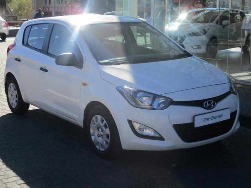 2014 Hyundai i20 1.2 Motion  Gauteng Alberton_0