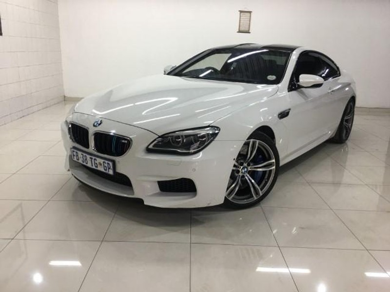 Used Bmw M6 Coupe F12 For Sale In Gauteng Cars Co Za