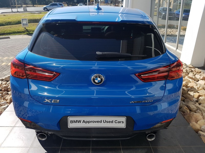 Used Bmw X2 Xdrive20d M Sport F39 Automatic Diesel For