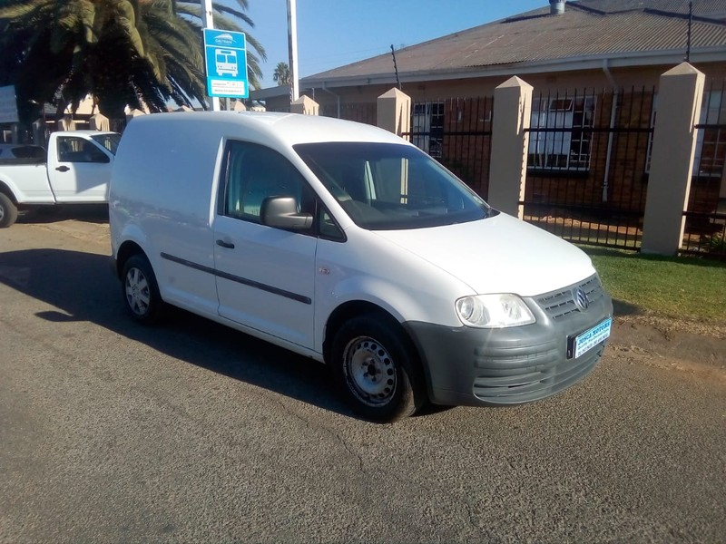 Used Volkswagen Caddy 1 6i F/c P/v for sale in Gauteng