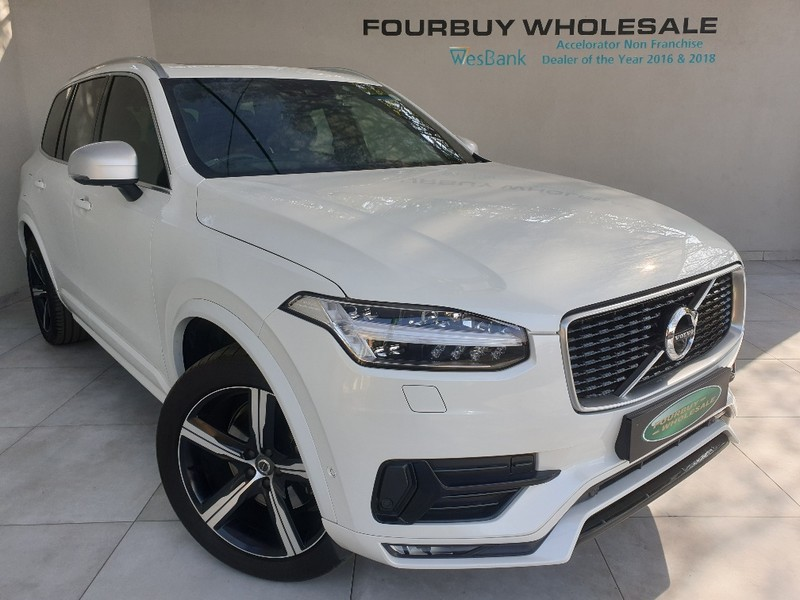 Used Volvo Xc90 T6 R Design Awd For Sale In Gauteng Cars