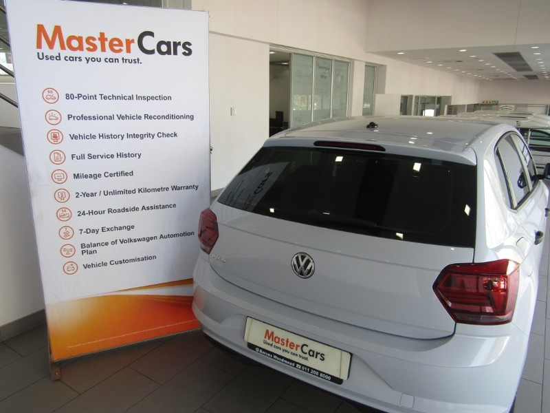Used Volkswagen Polo 1 0 TSI Trendline for sale in Gauteng - Cars co