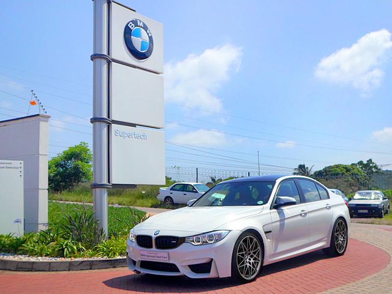 2017 BMW M3 M-DCT Competition Kwazulu Natal Durban_0