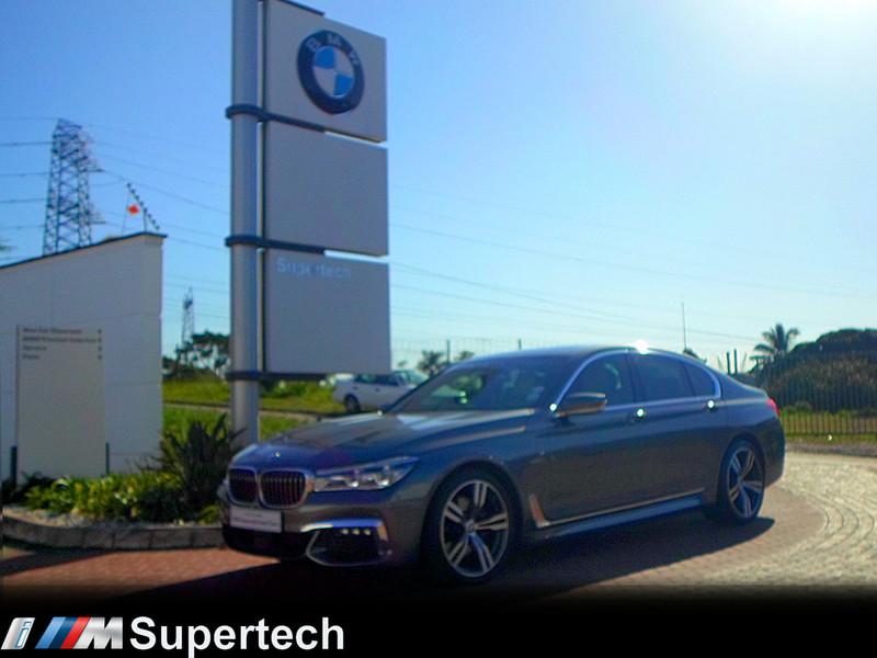 2017 BMW 7 Series 740i M Sport Kwazulu Natal Durban_0