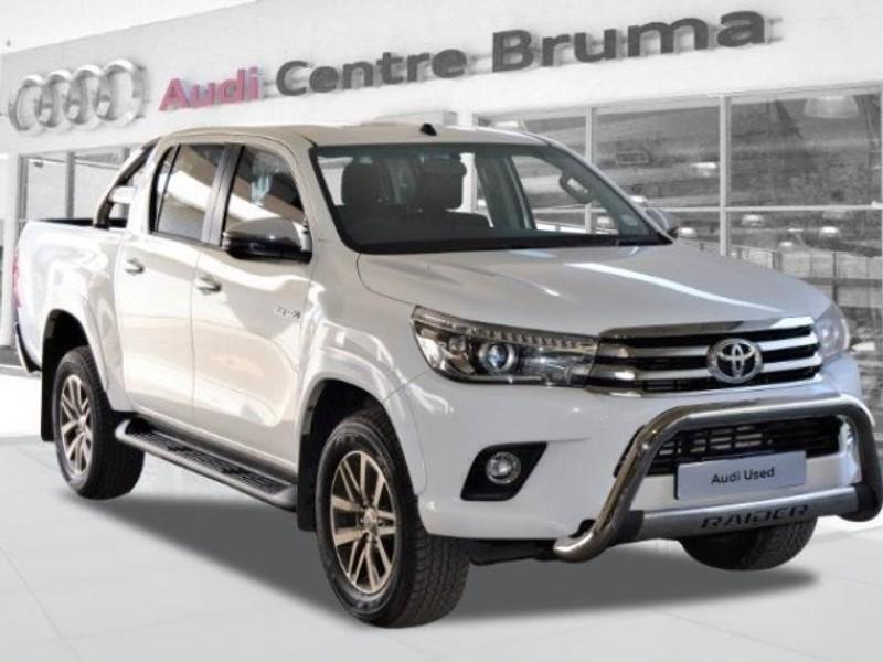 2018 Toyota Hilux 2.8 GD-6 Raider 4X4 Double Cab Bakkie Auto Gauteng Johannesburg_0