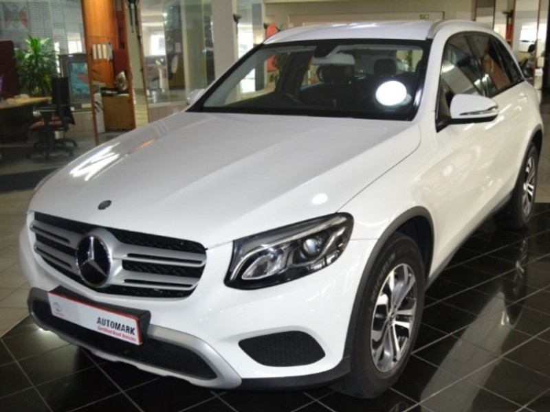 2017 Mercedes-Benz GLC 220d Exclusive Western Cape Tygervalley_0