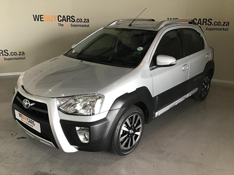 2015 Toyota Etios Cross 1.5 Xs 5Dr Kwazulu Natal Durban_0