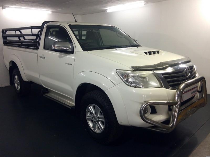 2013 Toyota Hilux 3.0 D-4d Raider Rb Pu Sc  Limpopo Tzaneen_0
