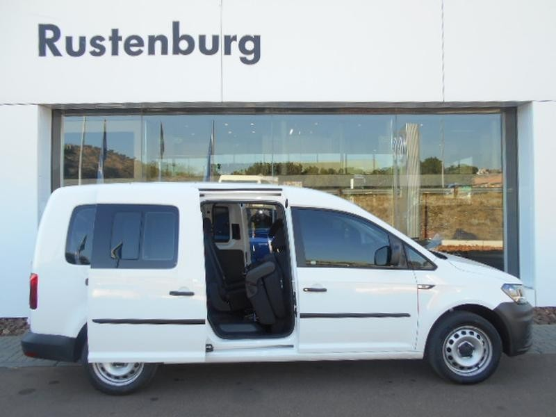 2019 Volkswagen Caddy MAXI Crewbus 2.0 TDi DSG North West Province Rustenburg_0
